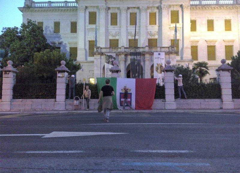 """Fašisti """"Vodoinstalateri"""" pokušavaju minorizirati svoju provokaciju: Tvrde da D'Annunzio nije fašist i da vole Hrvate"""