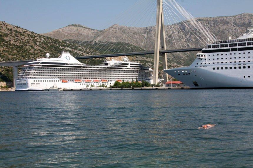 Tragedija u Dubrovniku: Pomorac pao s kruzera i poginuo