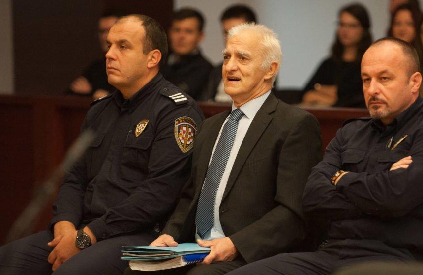 Kapetan Dragan ni pod koju cijenu ne želi priznati zločine: Odbijen mu je zahtjev za uvjetnim otpustom