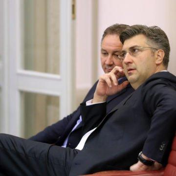 """Plenkovićev razgovor s """"neukrotivim Culejom"""" iza zatvorenih vrata: Mogu li računati na tvoj glas?"""