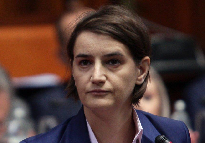 Srbijanska premijerka o odnosima s Hrvatskom: Ovo nije spor između dvije zemlje, već sukob fašizma i antifašizma