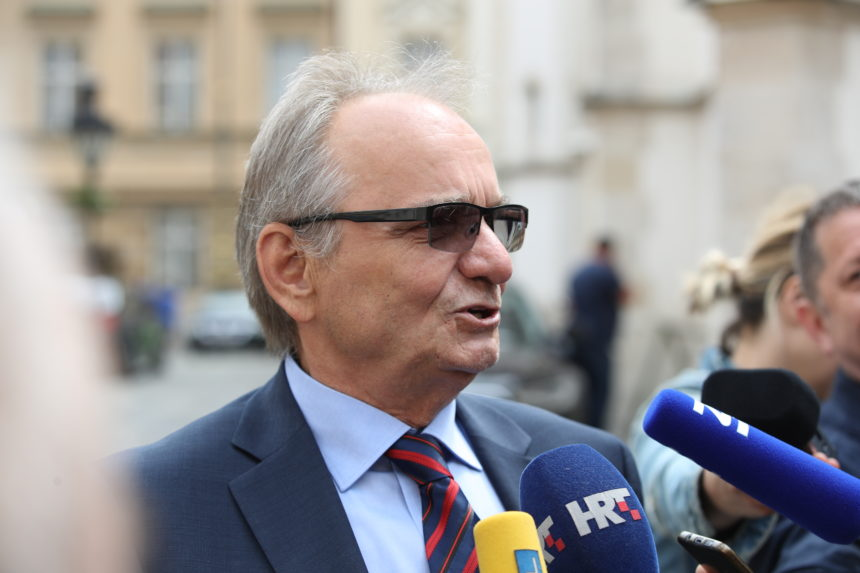 Glavaš: Vrijeme je da se Pupovac povuče iz politike i da SDSS prepusti mlađim članovima