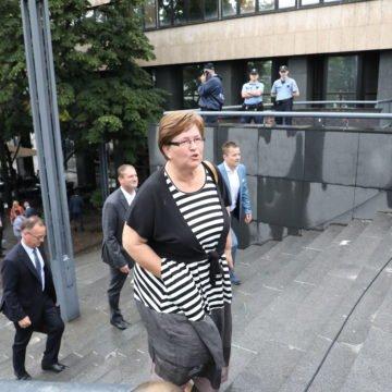 Reagirala prokuristica Kraša Marica Vidaković: Moguće je da se radi o naručenim napadima na mene