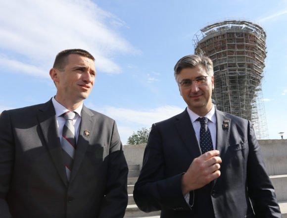 """Penava se susreo s Plenkovićem: """"Neobavezne teme, ne bih time kvario ovaj momenat"""""""