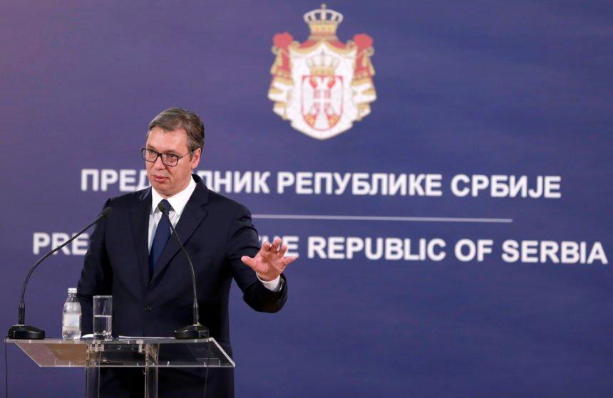 Vučić se iz srca New Yorka okomio na Hrvate: Nismo anđeli ni sveci, ali nismo pravili Jasenovac. Poslao poruku Škori