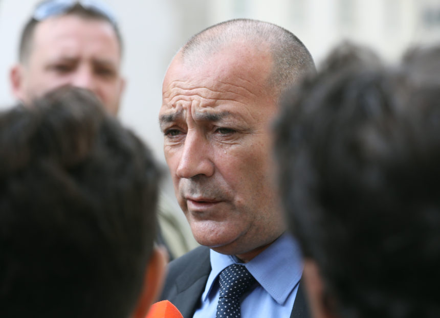 Ministru Tomi Medvedu je bilo čudno što je Škoro na listu stavio Srbina Lazara Grujića