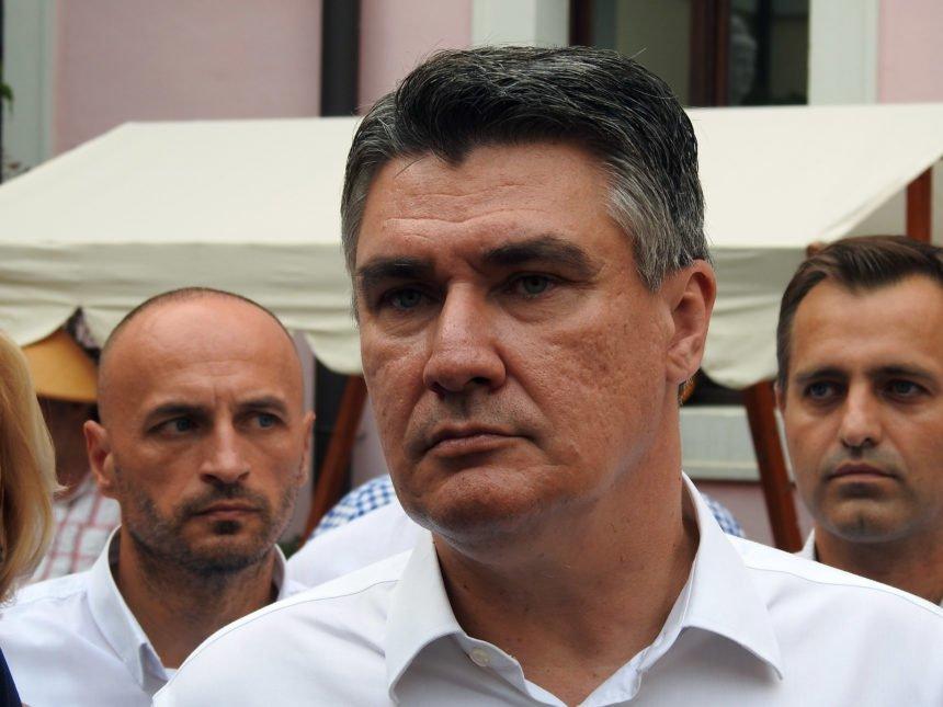 Milanović: Ako pobjedim, Plenković će mi biti najbolji suradnik, skupa s Bandićevim žetončićima