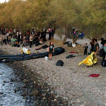 Na grčku obalu prošli mjesec pristiglo 7 tisuća migranata: Zbog nedostatka kapaciteta premještaju ih na kopno