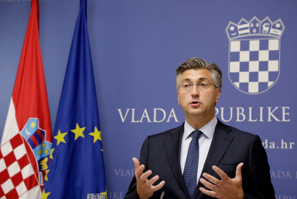 """Plenković tvrdi da nije """"briselac"""": U kontaktu sam s Pupovcem, pokušaji destabilizacije neće uspjeti"""