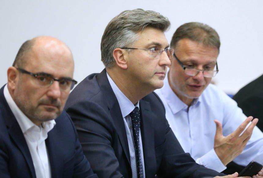 Politolog najavio dramatične poteze u HDZ-u: Plenković će se obračunati s Milijanom Brkićem