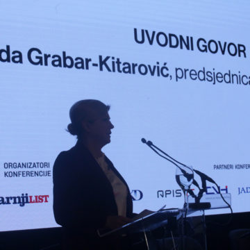 Kolinda optužuje Milanovića da nije bio spreman za migrantsku krizu: Bilo je propusta, neodgovornog ponašanja