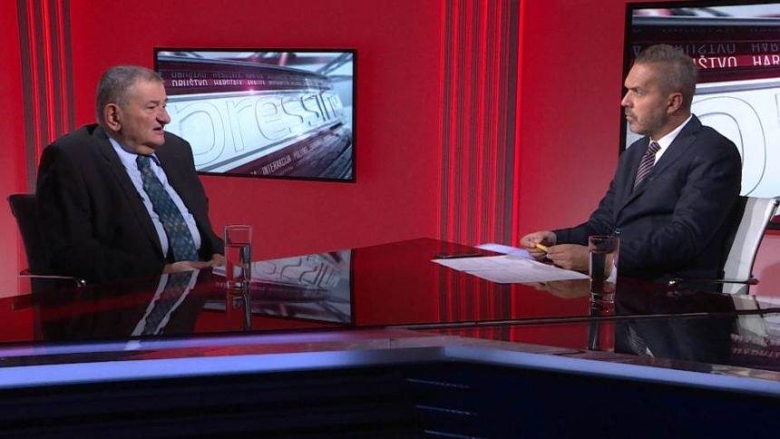 Krunislav Olujić tvrdi da je Šeks politički otac Andreja Plenkovića: Zašto Stieru i Kujundžiću nije mjesto u Jasenovcu?