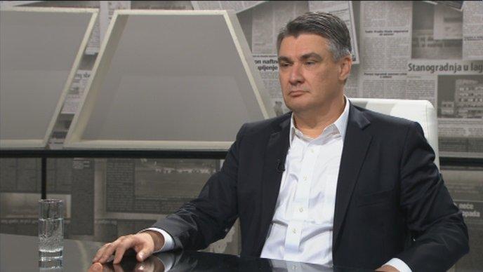 Zoran Milanović: Nisam pripadnik crvene buržoazije, to nisu ni djeca Stipe Šuvara, to je Andrej Plenković
