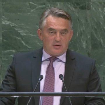 Teške optužbe takozvanog predstavnika Hrvata: Hrvatska niječe genocid nad Srbima, Romima i Židovima