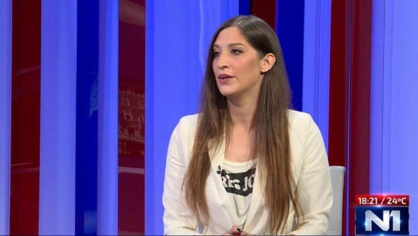 Ivona Milinović ispričala se zbog izjave o Srbima: Što je poručila Torcidi i Miloradu Pupovcu?
