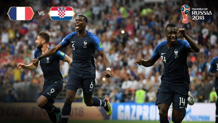 """Koristili """"drogu"""" američke vojske: Francuzi su finale Svjetskog prvenstva protiv Hrvatske igrali dopingirani?"""