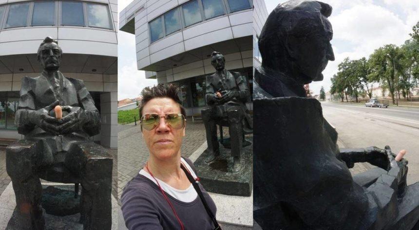 Novinarka kažnjena zbog pogrdne slike s Tuđmanovim kipom: Kako je opisala prvog hrvatskog predsjednika