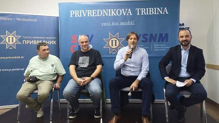 Milošević biranim riječima o Vučiću: Mi ćemo za Hrvatsku uvijek biti peta kolona i četnici