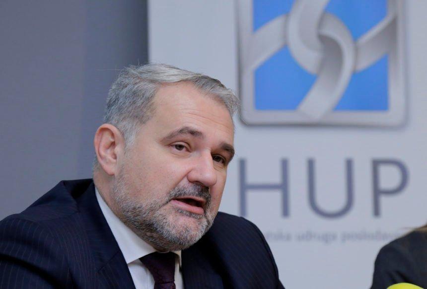 HUP oštro protiv Plenkovića: Povećava se teret države, a reformi nema