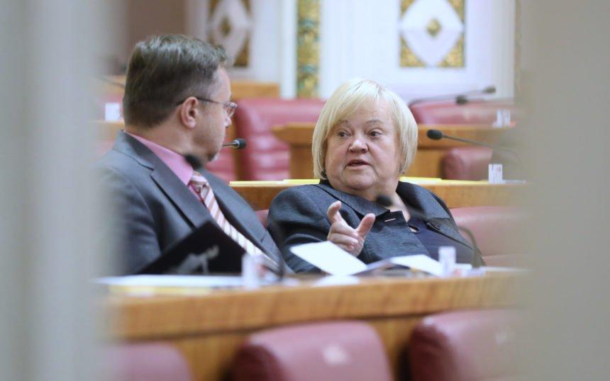 """U SDP-ovu """"antikorupcijsku koaliciju"""" bit će pozvana i Anka Mrak Taritaš, prvakinja u sukobu interesa"""