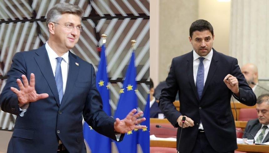 SDP i HDZ uz pomoć HRT-a pripremaju teren za veliku koaliciju?