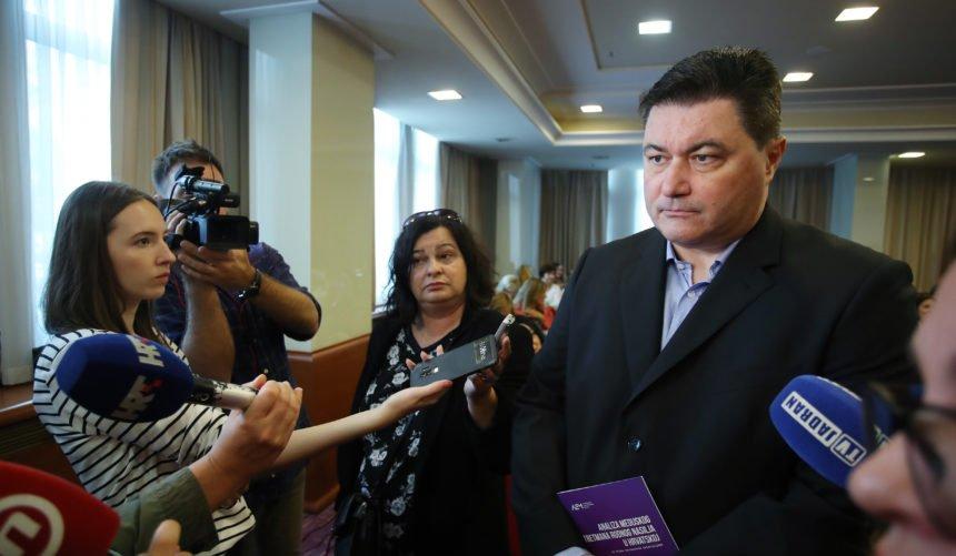 Poznati psihijatar Vukušić prijavio novinarku HINA-e Sandru Bartolović zbog zazivanja epidemije: Spominje i biološki terorizam