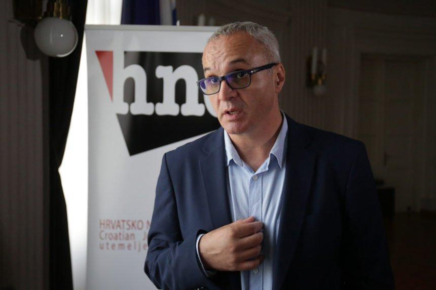 Europska federacija novinara hrvatskim vlastima: Zaustavite progon HND-a