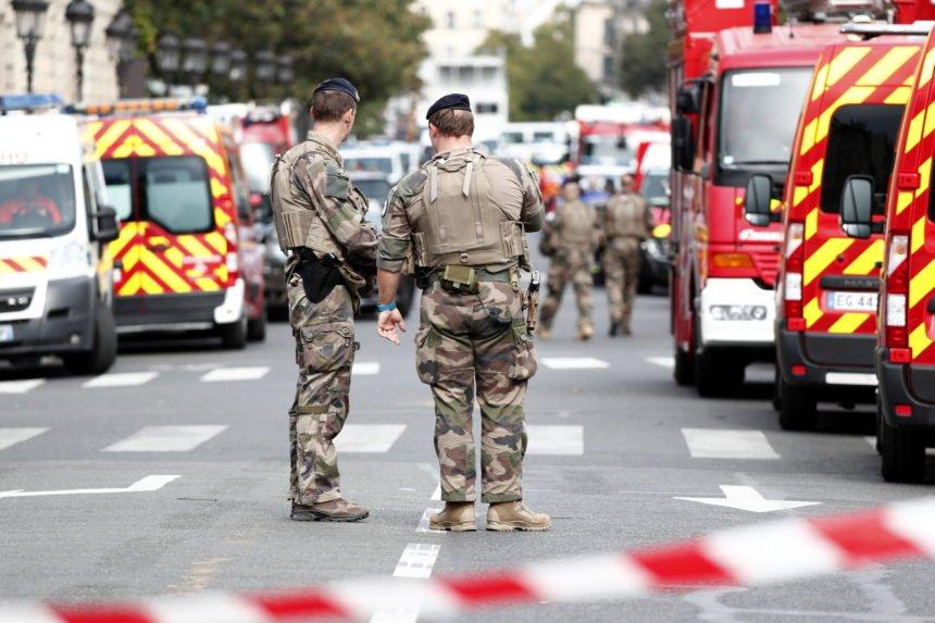 Terorizam u Francuskoj: Istraga protiv Sudanca koji je nožem ubio dvije osobe