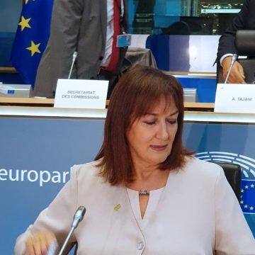 Šuica preživjela trosatno rešetanje: Više nema prepreka da postane moćna potpredsjednica Europske komisije