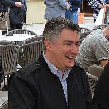 Milanović u Zadru: Drago mi je što Zadru ide dobro, ali trebali bi vidjeti kako se u Šokadiji preživljava