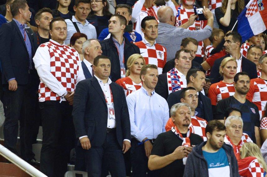 Kolinda ide na utakmicu u Rijeku: Spremna je pretrpjeti i Armadine žvižduke