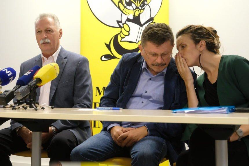 Nakon žestokih kritika sindikati odustali od sastanka sa Škorom: Jesmo li trebali zvati Avu Karabatić, pita se Mihalinec