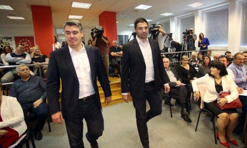Milanović: HDZ-om sada upravljaju isprani birokrati, bili su jači dok ih je okupljalo ustaštvo