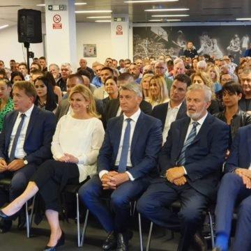 Kakav gaf Kolindinog izbornog stožera: Jedan od glavnih govornika bio je Božidar Kalmeta koji je sinonim za korupciju