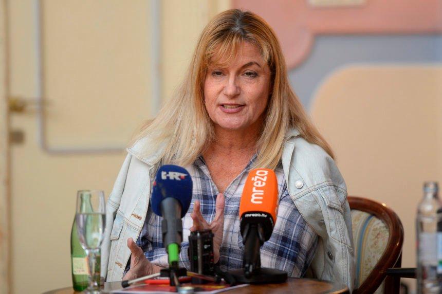 Arijana Čulina prisjetila se suradnje s Mani Gotovac: Ona je živjela za kazalište. Danas odrade posao pa idu u spizu