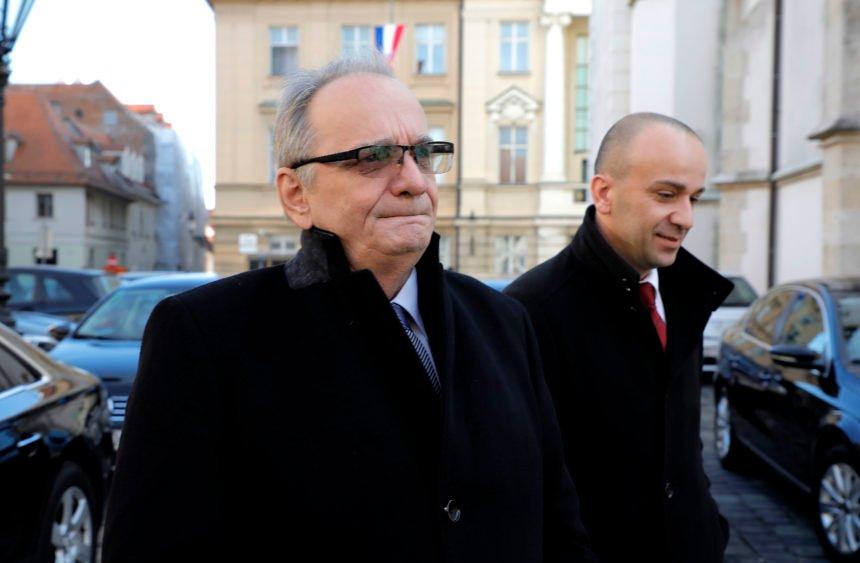 """Glavaš se obrušio na Milinovića: Bio je član Sanaderove """"zločinačke organizacije"""". Uzimao je lovu iz crnih fondova"""