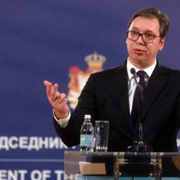 Vučić opravdava ploču za generala koji je napao Vukovar: U Hrvatskoj postoje ulice Mile Budaka