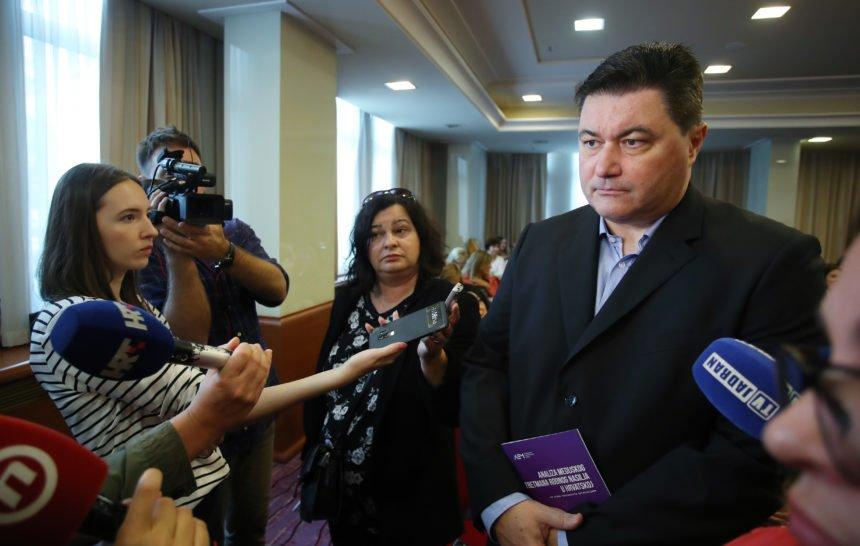 Herman Vukušić o idejama Davora Filipovića: Ne znam bi li plakao ili se smijao