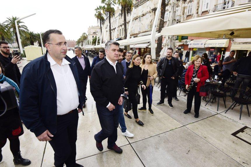 Milanovićeva izjava o Hajduku boli i SDP-ovce: Sam sebe zakuca