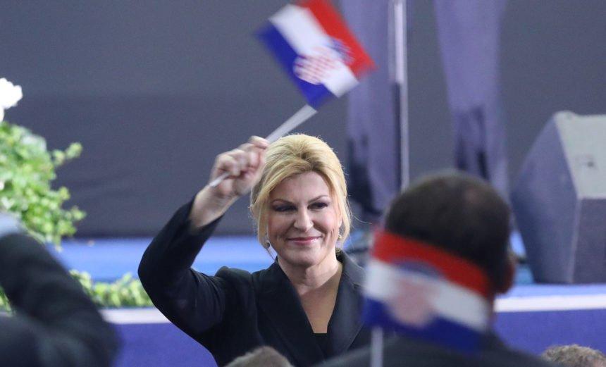 Kolinda reagirala na izrugivanja: Mogu podnijeti kada me napadaju, ali nemojte mi dirati Hrvatsku i moj narod