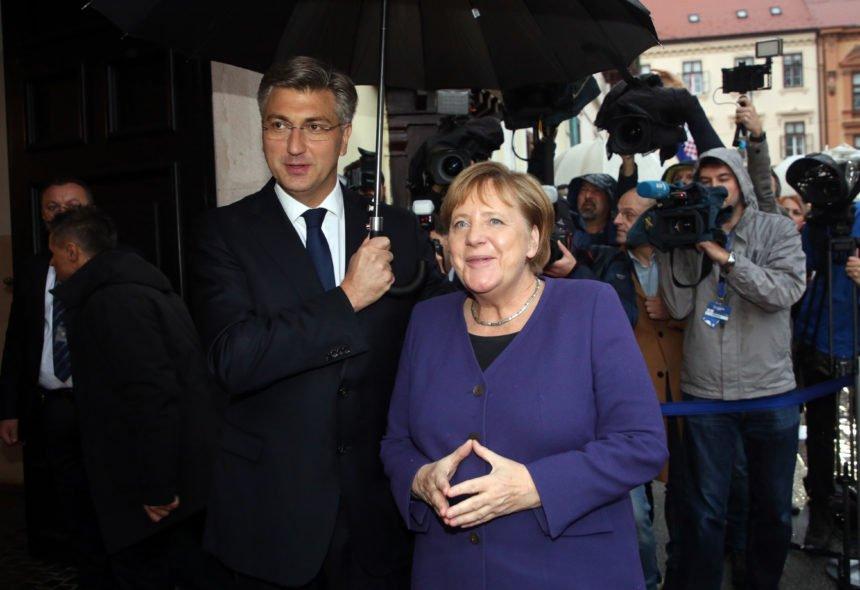 Milardović napao Plenkovića: Drži kišobran Angeli Merkel, a prema sindikatima pokazuje mišiće
