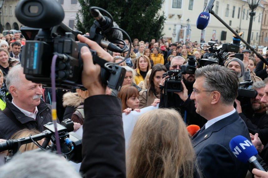Plenković neće smijeniti Blaženku Divjak koja je zakuhala štrajk učitelja