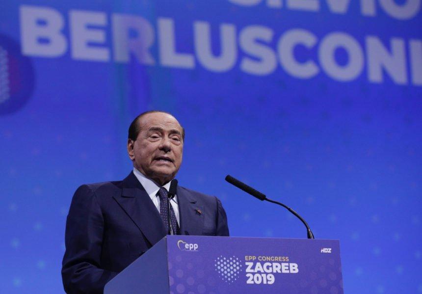Silvio Berlusconi pao u Zagrebu: Nije ništa slomio, ali mora nekoliko dana biti u bolnici