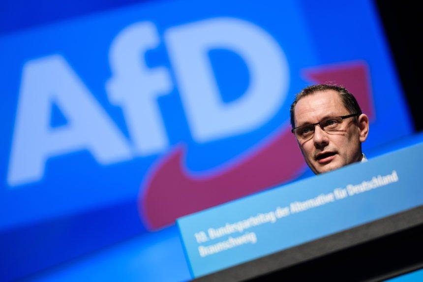 Novi šef desničarskog AfD-a je soboslikar Tino Chrupalla: Optužio je Merkel da nema ljubavi prema njemačkom narodu