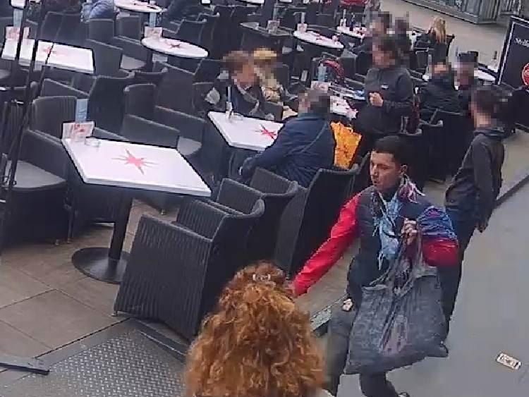 Policija moli za pomoć: Prepoznajete li razbojnika na slici?