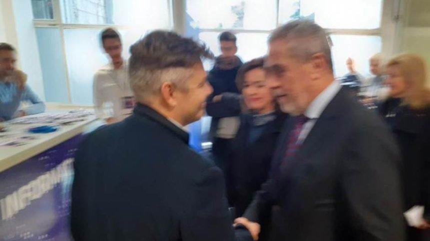 Povijesni susret starog i novog Milana Bandića: Očekivali smo i poljubac u stilu Brežnjeva i Honeckera