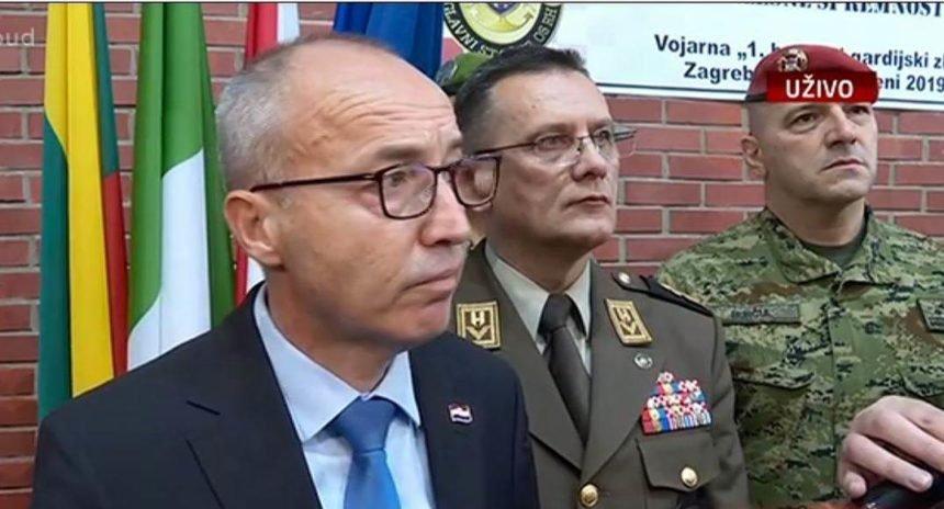 Plenković otkrio da je Krstičević pogođen medijskim napisima: On je vrlo emotivan, ali nije dao ostavku