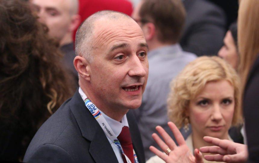 Vrdoljak odgovorio na pitanje je li Brkić kumovao koaliciji između HDZ-a i HNS-a: Ne dao Bog da otvorim tekicu
