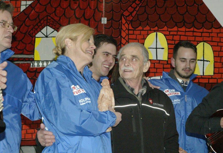 """Mudri Branko Grabar može odahnuti: Sretan je i zadovoljan što se Kolinda riješila """"ovog čuda kojeg je do sada radila"""""""