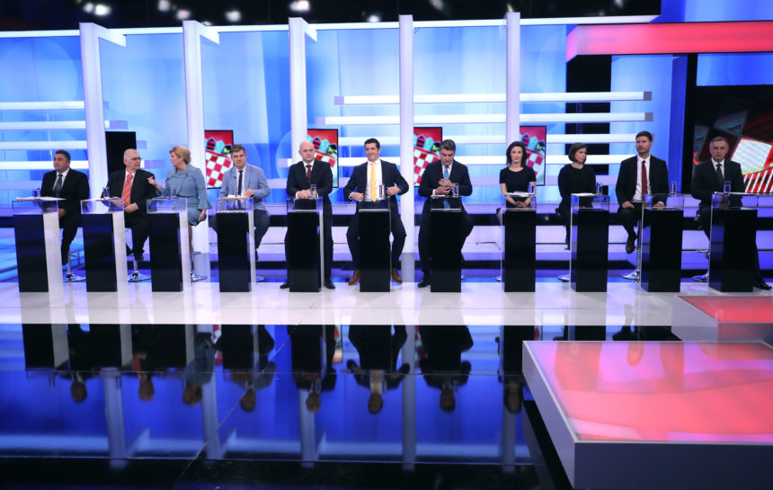 """Doktor Vukušić napisao psihijatrijsku """"dijagnozu"""" predsjedničke debate: Tko se treba zabrinuti"""